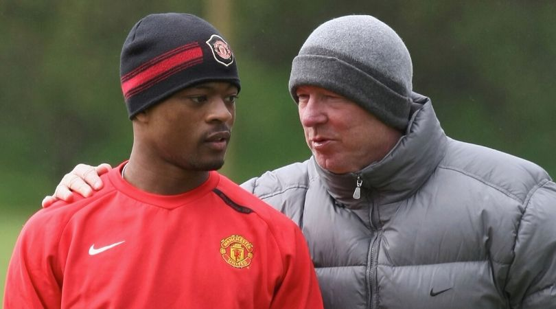 Patrice Evra recalls Sir Alex Ferguson told Manchester United dressing room to not 'F**k his Sunday' pre-Arsenal game