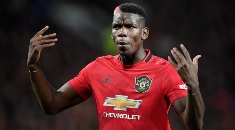 Paul Pogba Transfer News: Real Madrid steps back in transfer chase of French midfielder