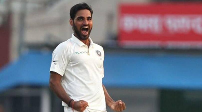 Bhuvneshwar Kumar eager to make Test comeback despite stiff competition