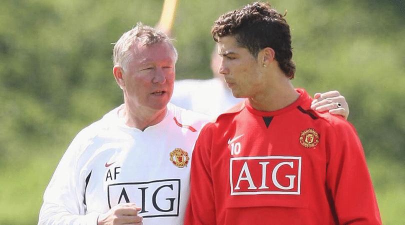 Cristiano Ronaldo agreed to a Man U return