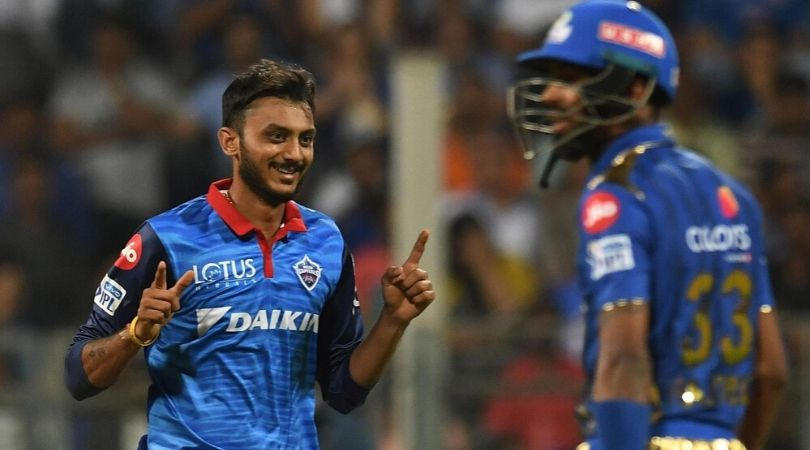 Delhi Capitals' Axar Patel opens up on awards received by Ricky Ponting during IPL 2019