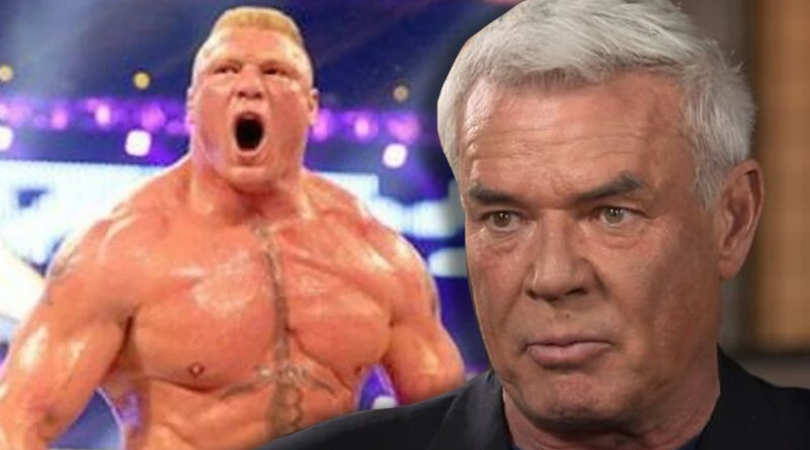 Eric Bischoff reveals if Brock Lesnar will ever wrestle again