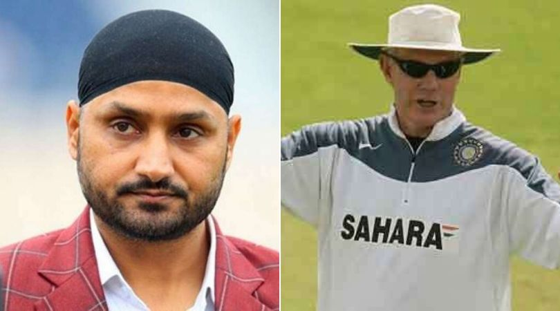 Harbhajan Singh slams Greg Chappell over MS Dhoni-comment; says 'coach was playing different games'