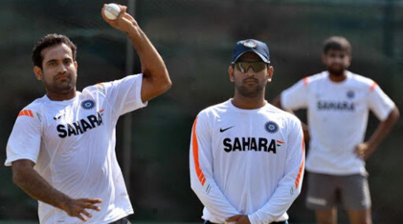 Irfan Pathan narrates incident when MS Dhoni lost his cool during warm-up match in 2006-07