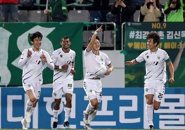 BSN vs JNB Dream11 Prediction : Busan FC vs Jeonbuk FC Best Dream 11 Team for Korean League Match