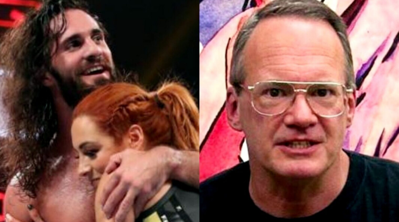 Jim Cornette clarifies his remarks on Becky Lynch after Seth Rollins admits it hurt his feelings