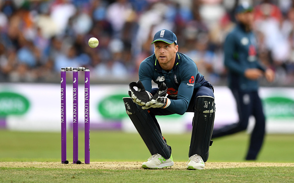Jos Buttler expresses admiration for MS Dhoni