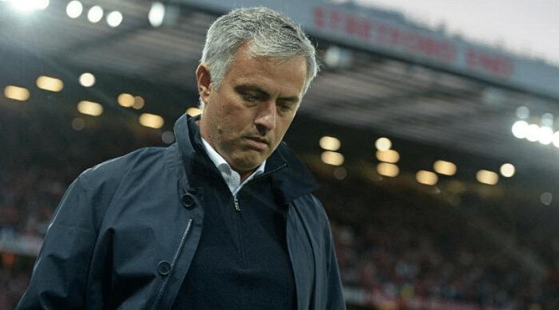 Jose Mourinho reveals the one defeat that made him cry