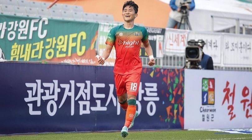 SSMG vs GNGW Dream11 Prediction : SANGJU Sangmu vs Gangwon FC Best Dream 11 Team for Korean League Match
