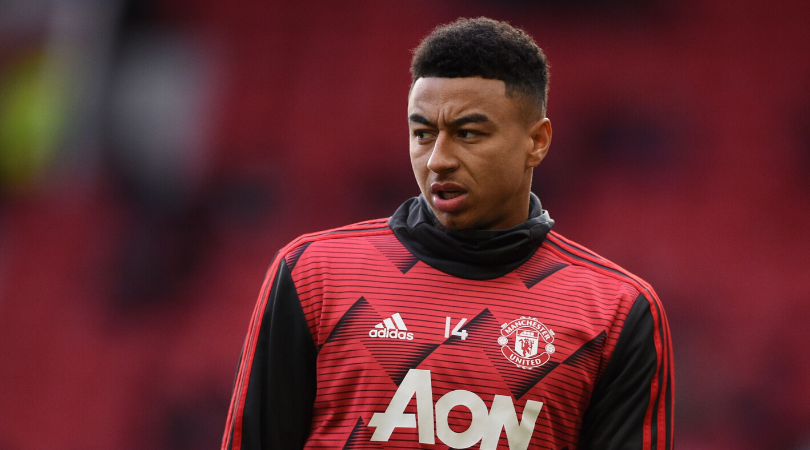 Manchester United's Jesse Lingard wanted by 4 Premier League clubs