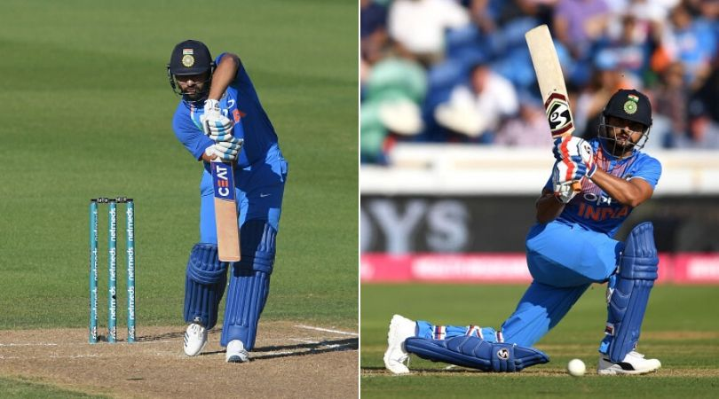 Rohit Sharma discloses how Suresh Raina's name continuously pops up in the Indian team