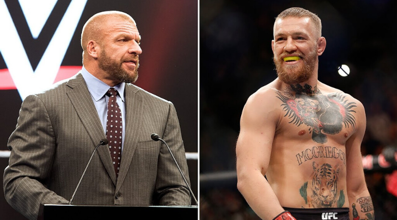 Triple H opens up on wanting to see Conor McGregor in WWE