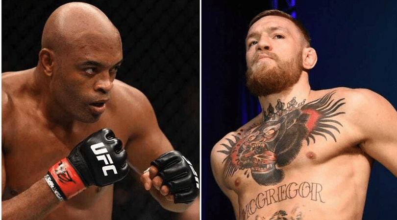 UFC News Conor McGregor accepts Anderson Silva's Super-fight Challenge