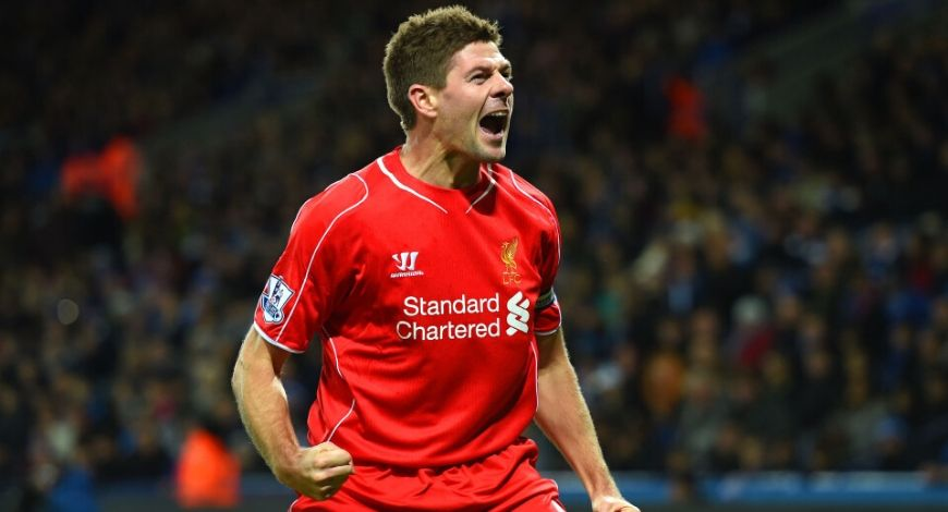 Steven Gerrard gives honest response to SAF's 'not a top top player' take on Liverpool legend
