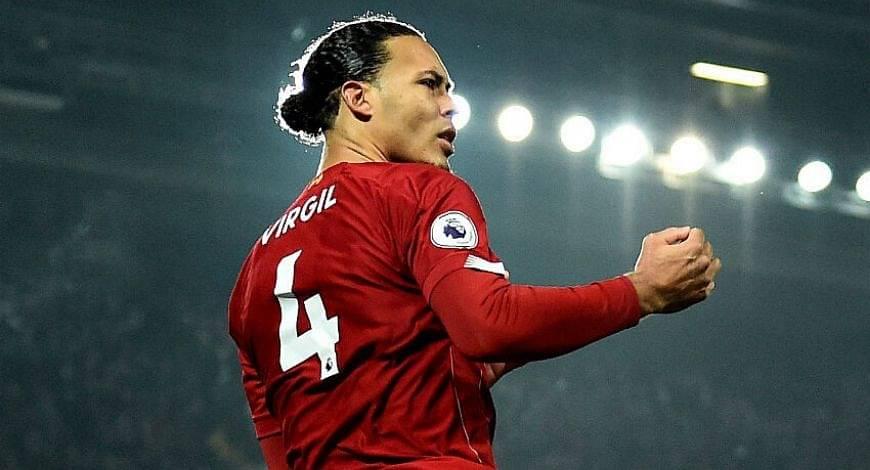Virgil Van Dijk names Manchester City legend as best play he ever faced