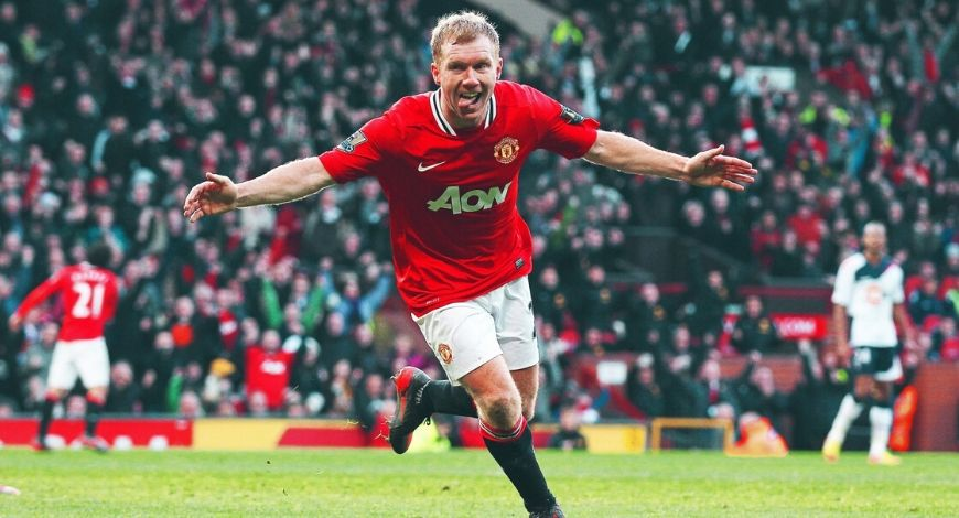 Paul Scholes names two clubs he wished he wish to have played for