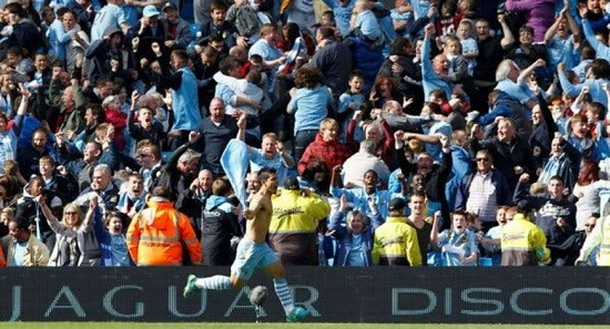 On This Day: 8 years ago Sergio Aguero scored ultimate title winning goal to make Manchester City champions