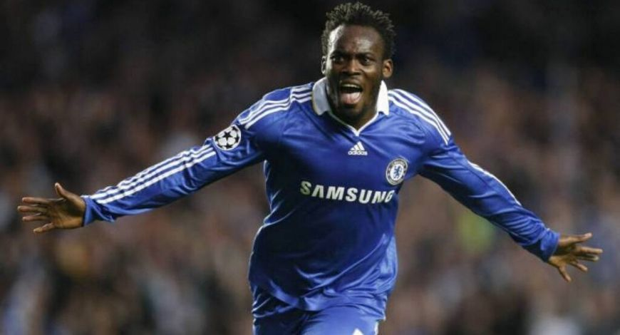 Michael Essien reveals two players who stopped him going to Manchester United