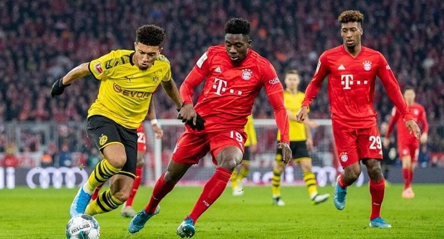 BAY Vs DOR Fantasy Team Prediction : Bayern Munich Vs Borussia Dortmund Best Fantasy Team for German Super Cup 2020