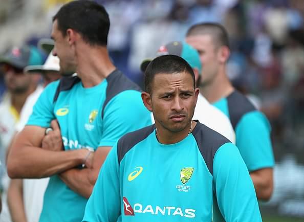 Usman Khawaja considers playing without spectators vs India as an 'advantage'