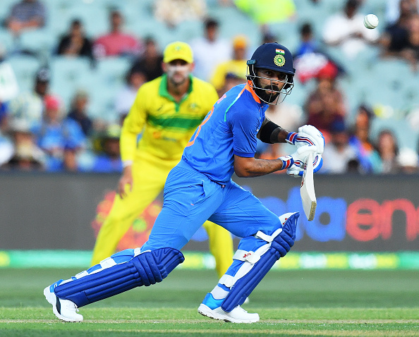 Virat Kohli reveals how changing his stance worked wonders for him