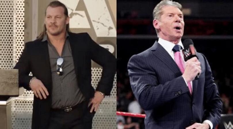 WWE News Chris Jericho reveals backstage secrets about Vince McMahon