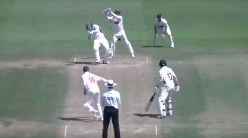 WATCH: Glamorgan release video of Marnus Labuschagne bowling bouncers in county cricket