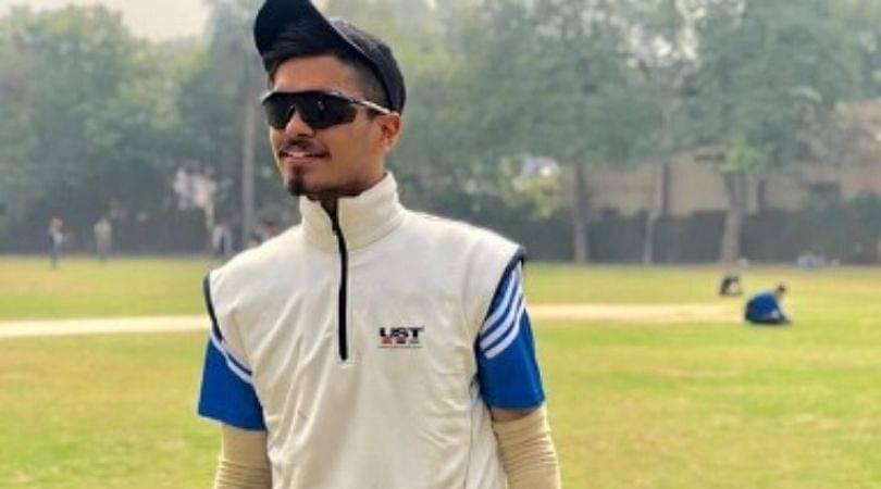 Moksh Murgai rising up the ranks in domestic cricket