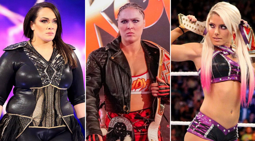 """""""Yes, it was Ronda"""" – Nia Jax confirms which WWE Superstar was hurting Alexa Bliss"""