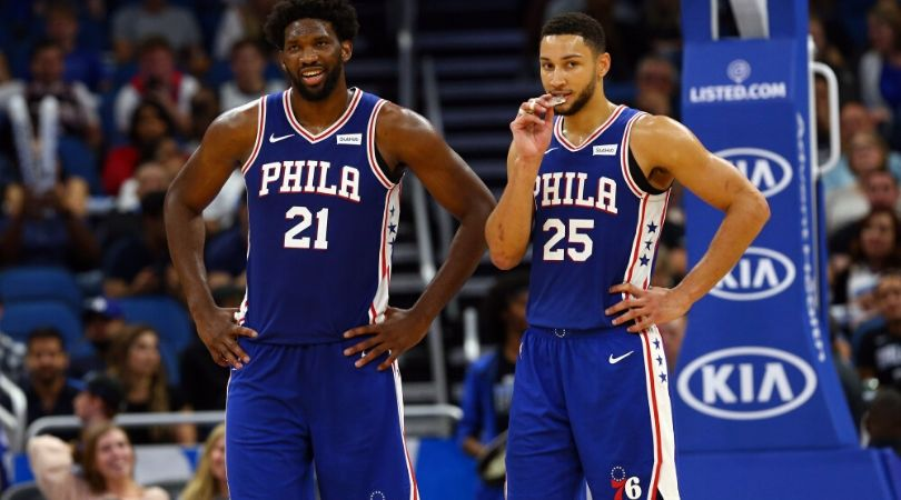 76ers starting lineup 2020