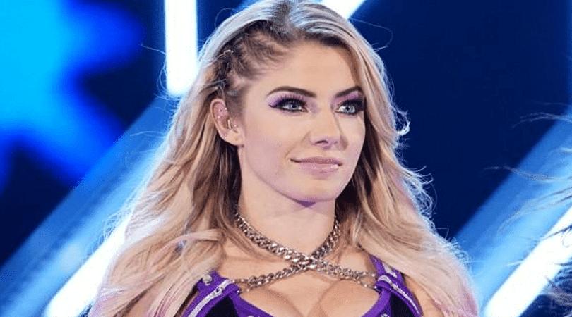Alexa Bliss responds to fan who threatened to murder her boyfriend