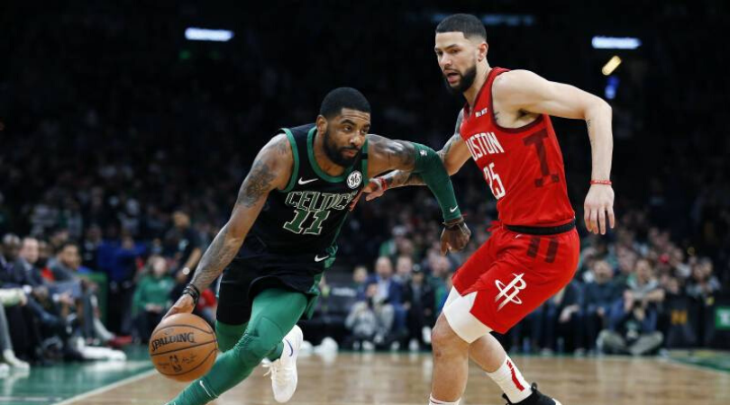 """""""NBA players need the paychecks""""- Austin Rivers' long response to Kyrie Irving"""