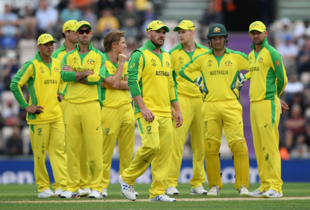 Aaron Finch musing on Australia's 2023 World Cup squad