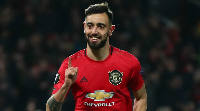 Bruno Fernandes reveals which Premier League club tried to sign him before Manchester United