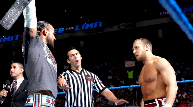 Daniel Bryan discusses his issue with feud vs CM Punk