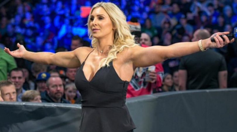 Charlotte Flair reveals her desire to one day challenge for a men's WWE title