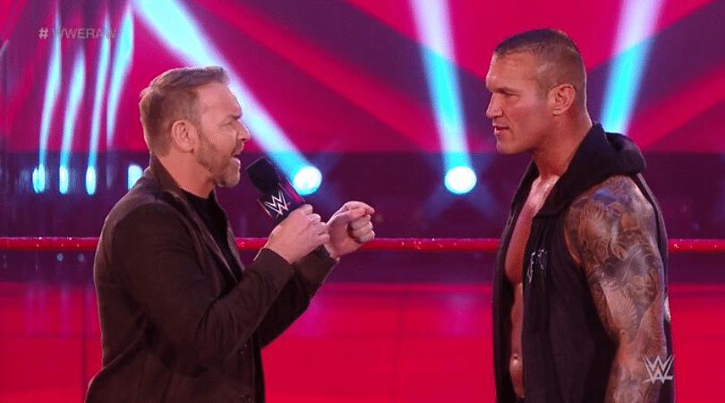 Christian makes WWE return setting up a potential match vs Randy Orton