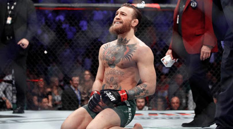 Conor McGregor announces his retirement after UFC 250