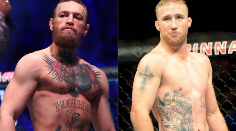 Conor McGregor vs Justin Gaethje was close to being done says John Kavanagh