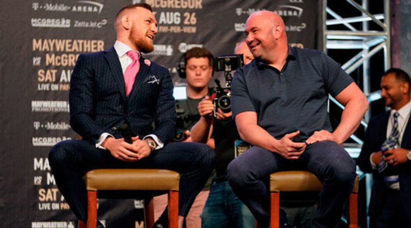 Dana White explains why Conor McGregor is UFC's biggest star