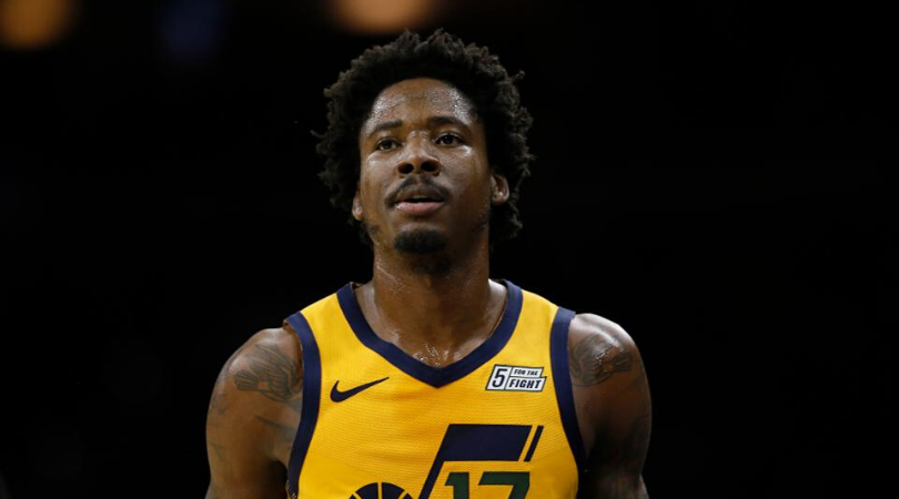 """""""It's easy for Kyrie Irving and Dwight Howard""""- Ed Davis"""