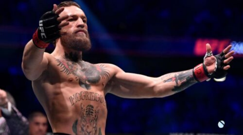 Gilbert Burns wants Conor McGregor removed from UFC rankings
