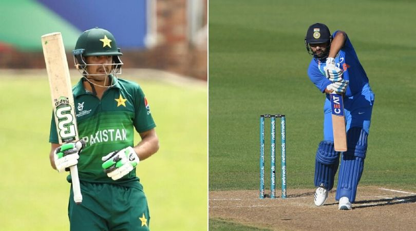Haider Ali aims to emulate Rohit Sharma at the top of the order