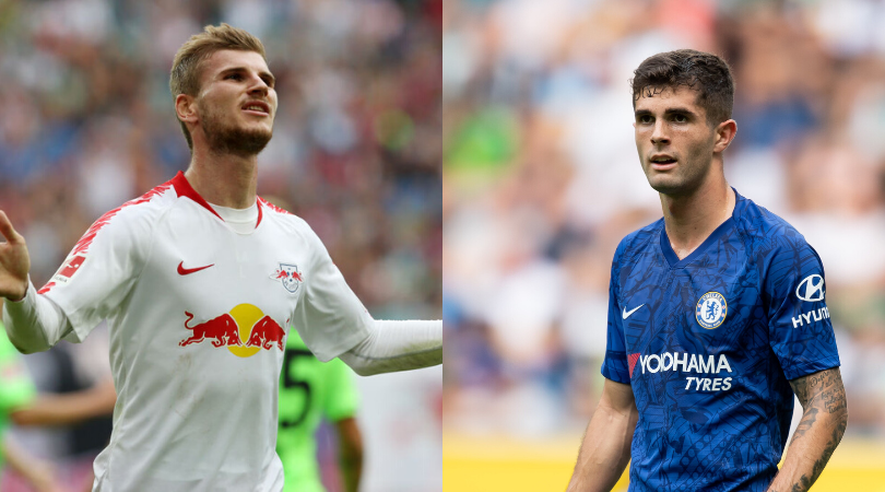 How Timo Werner will affect Christian Pulisic's role at Chelsea