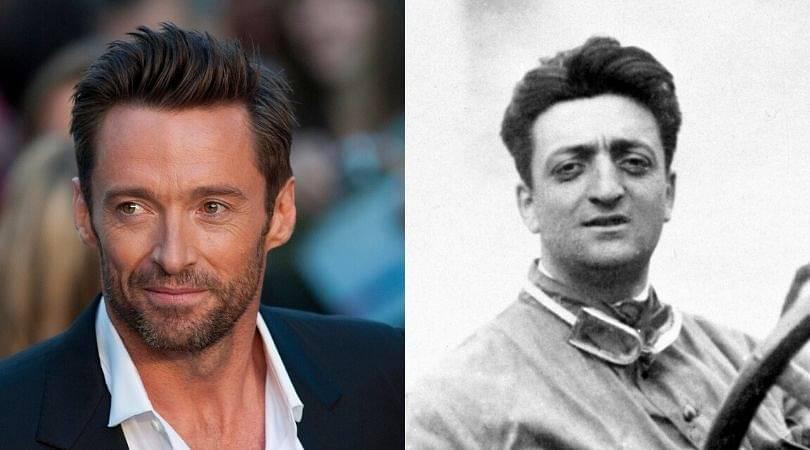Hugh Jackman to play Enzo Ferrari