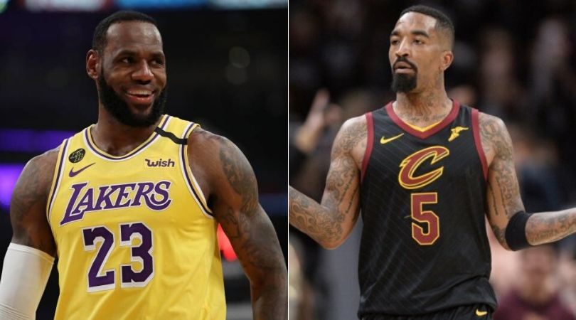 JR Smith to Lakers