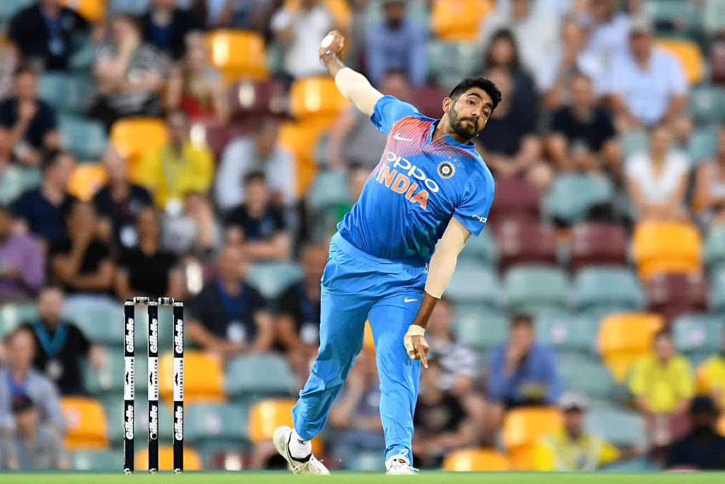 Jasprit Bumrah calls for alternative for bowlers to shine the ball post saliva ban