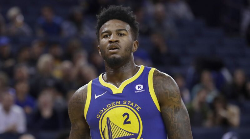 Jordan Bell to Cleveland Cavaliers