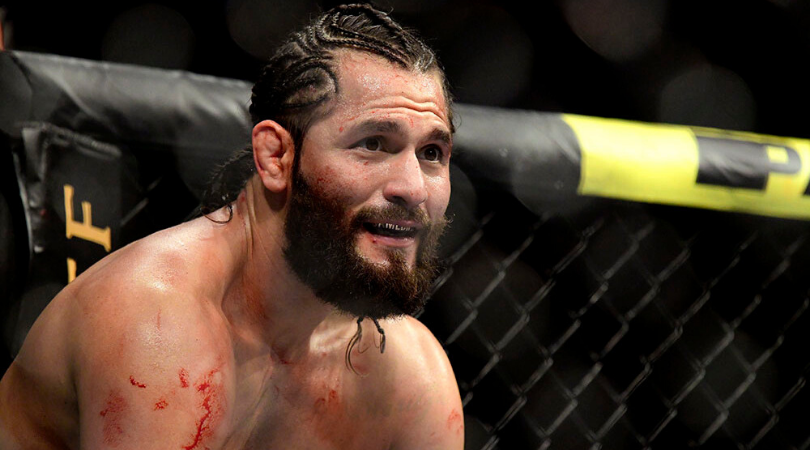 Jorge Masvidal blasts fighters in UFC commentary booth asking him to 'just fight'