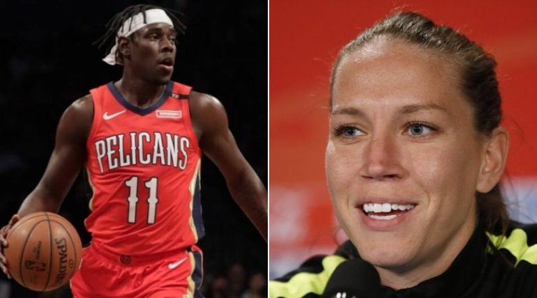"""""""They handcuffed Jrue Holiday""""- Lauren Holiday reveals ..."""